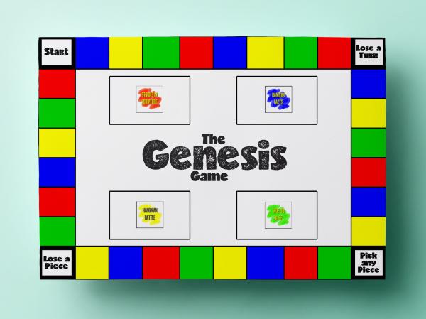 Genesis Game Board