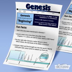 Genesis-Facts